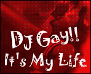 無修正セックス盗撮:DJ Gay!!It's My Life:おちんちんもろ見え