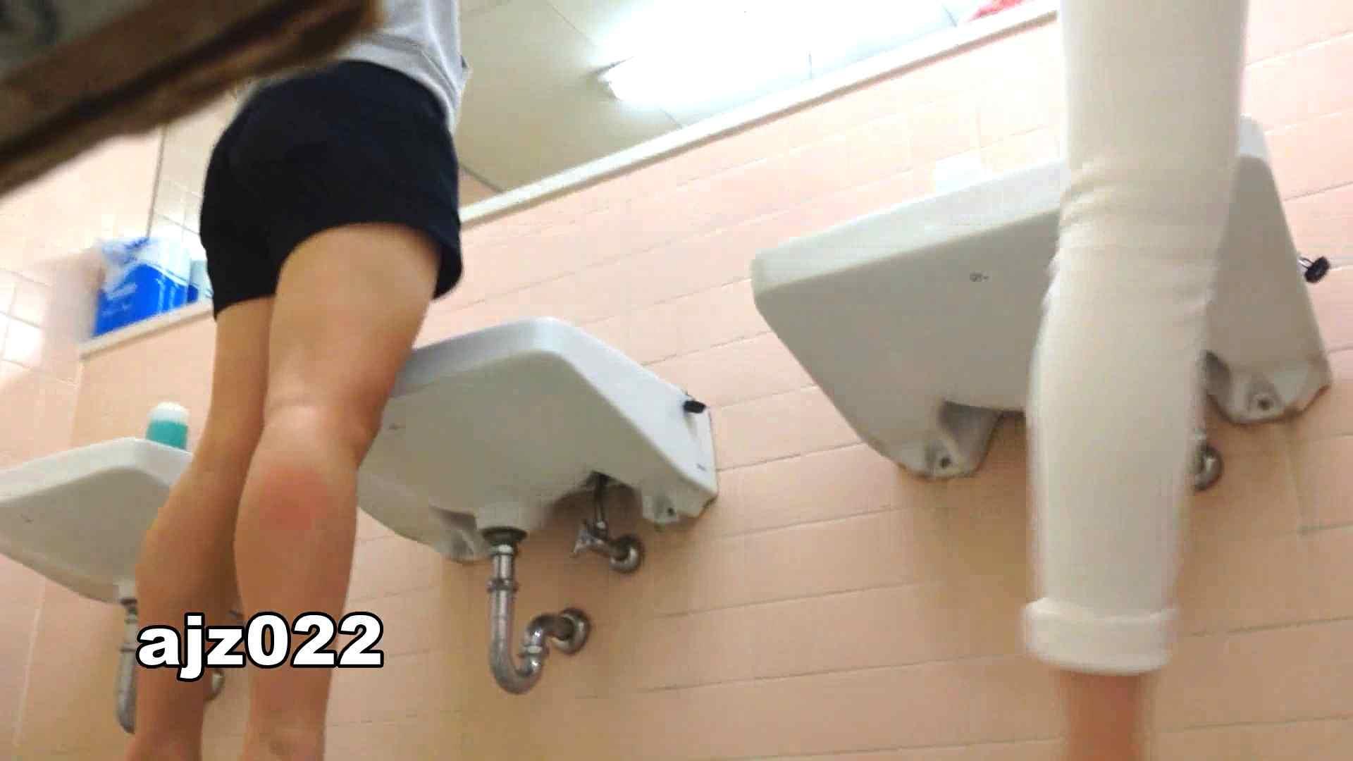 某有名大学女性洗面所 vol.22 和式 おまんこ動画流出 94連発 38