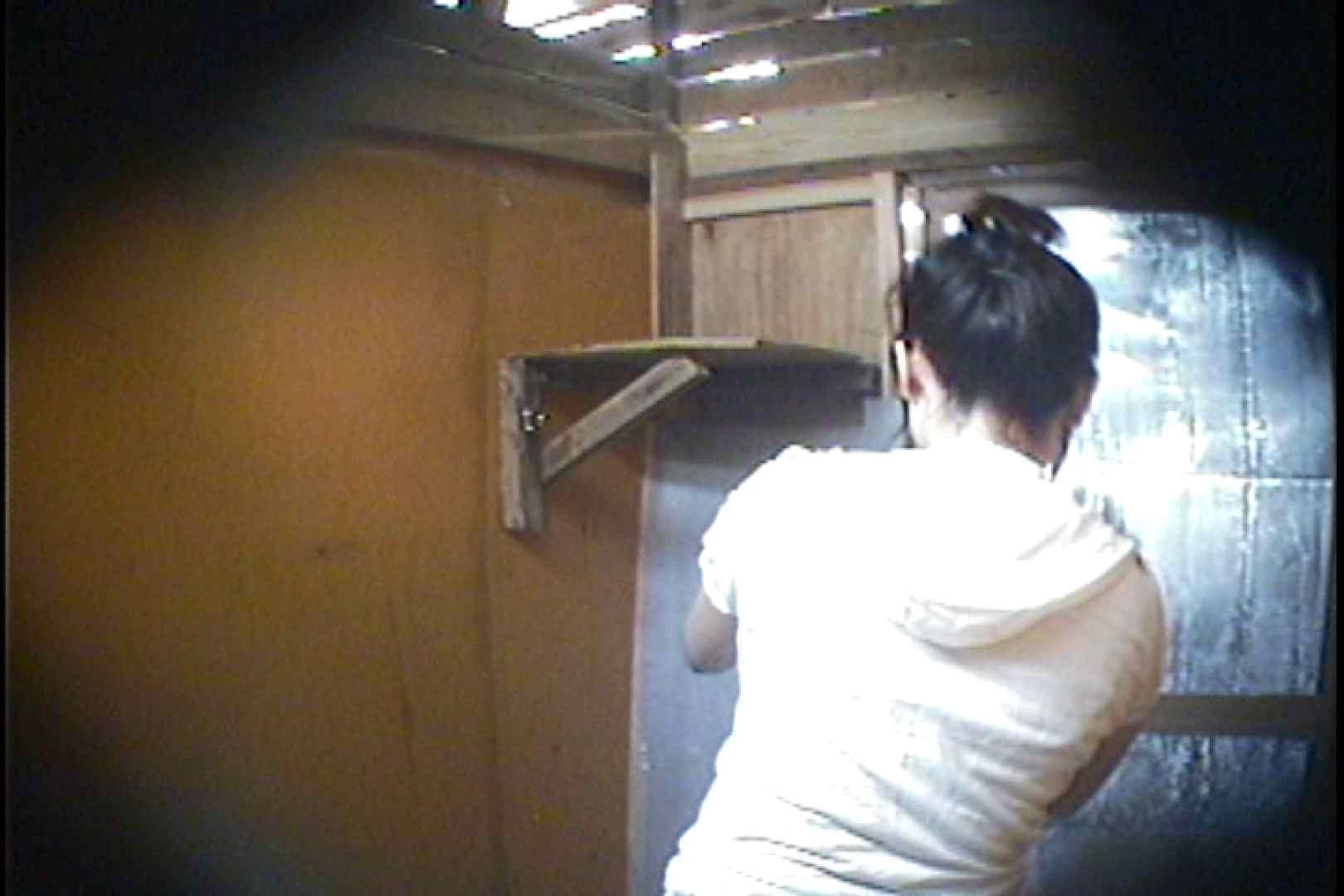 海の家の更衣室 Vol.37 シャワーシーン 盗撮画像 47連発 7