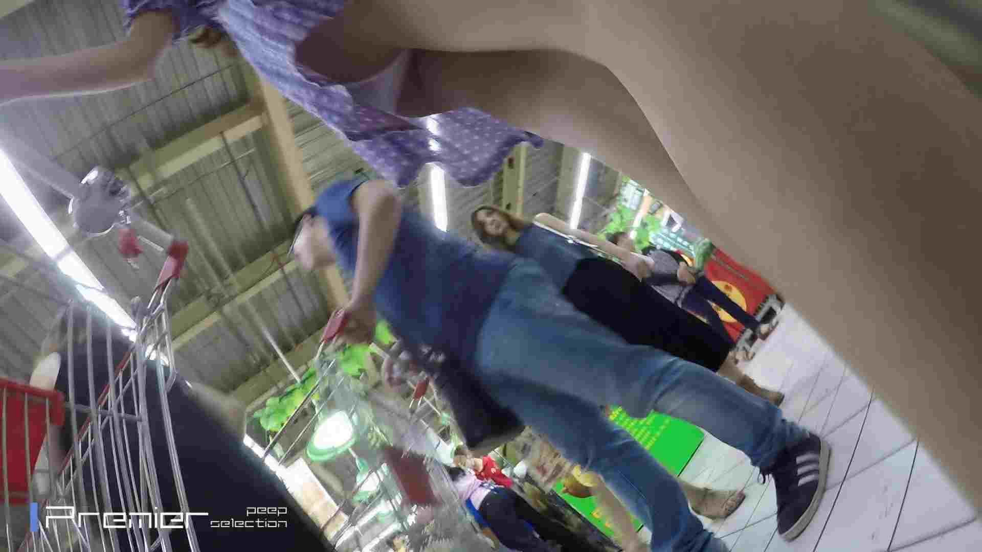 美女の下半身を粘着撮り!卑猥なパンチラ Vol.05 パンチラ 盗撮画像 53連発 4