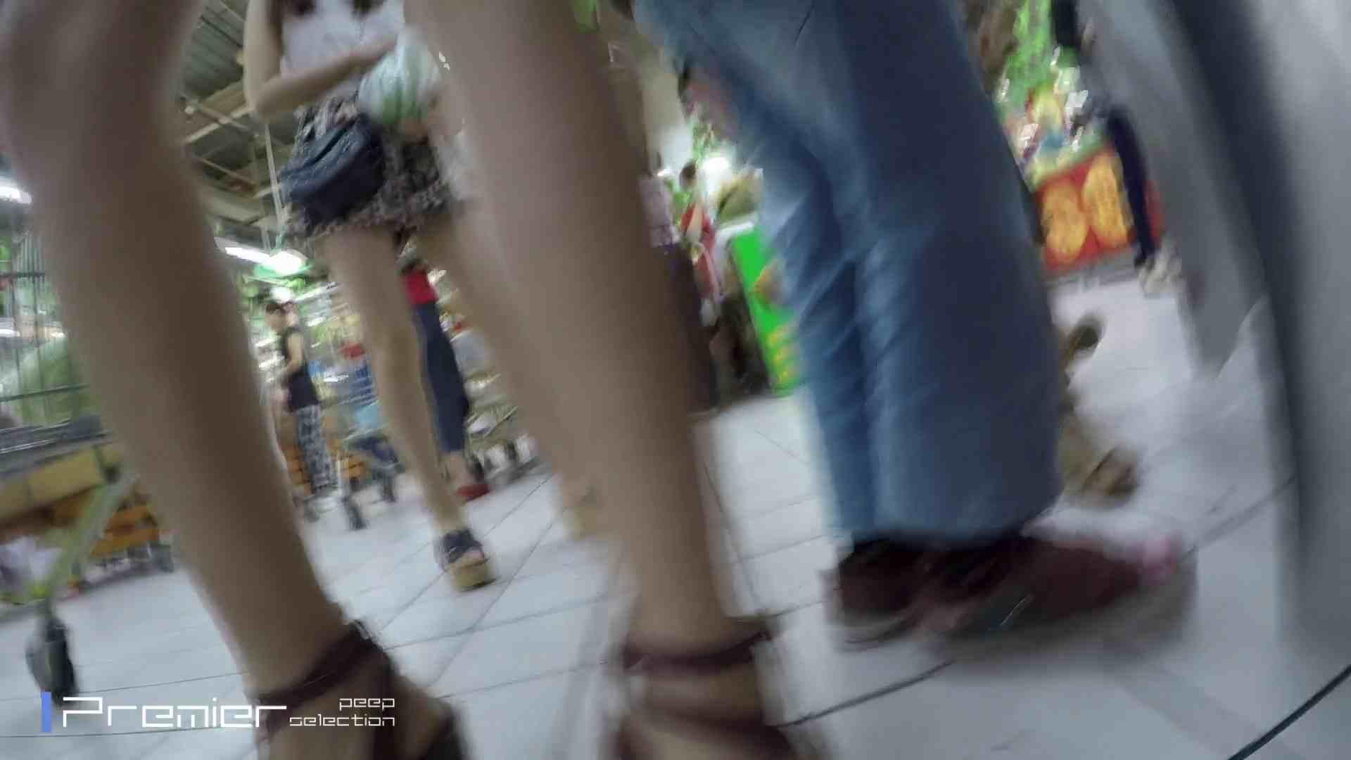 美女の下半身を粘着撮り!卑猥なパンチラ Vol.05 お姉さん オメコ動画キャプチャ 53連発 5