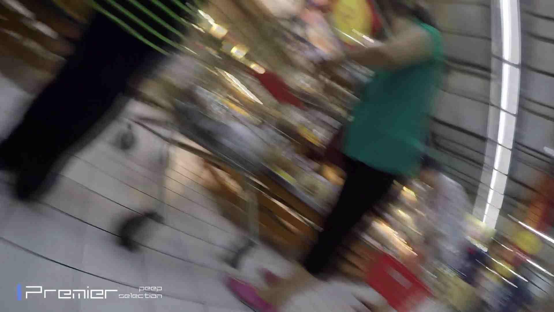 美女の下半身を粘着撮り!卑猥なパンチラ Vol.05 お姉さん オメコ動画キャプチャ 53連発 32