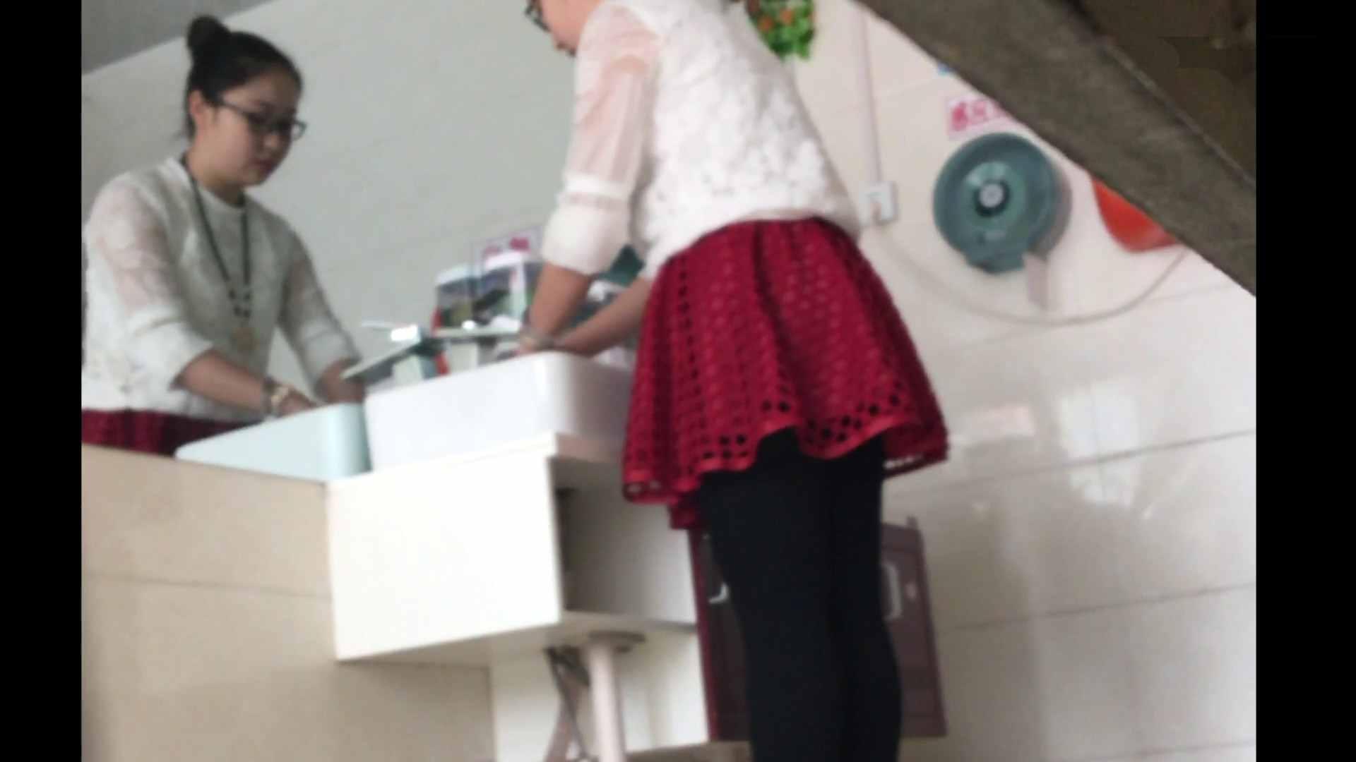 芸術大学ガチ潜入盗撮 JD盗撮 美女の洗面所の秘密 Vol.109 0 | 0  93連発 41