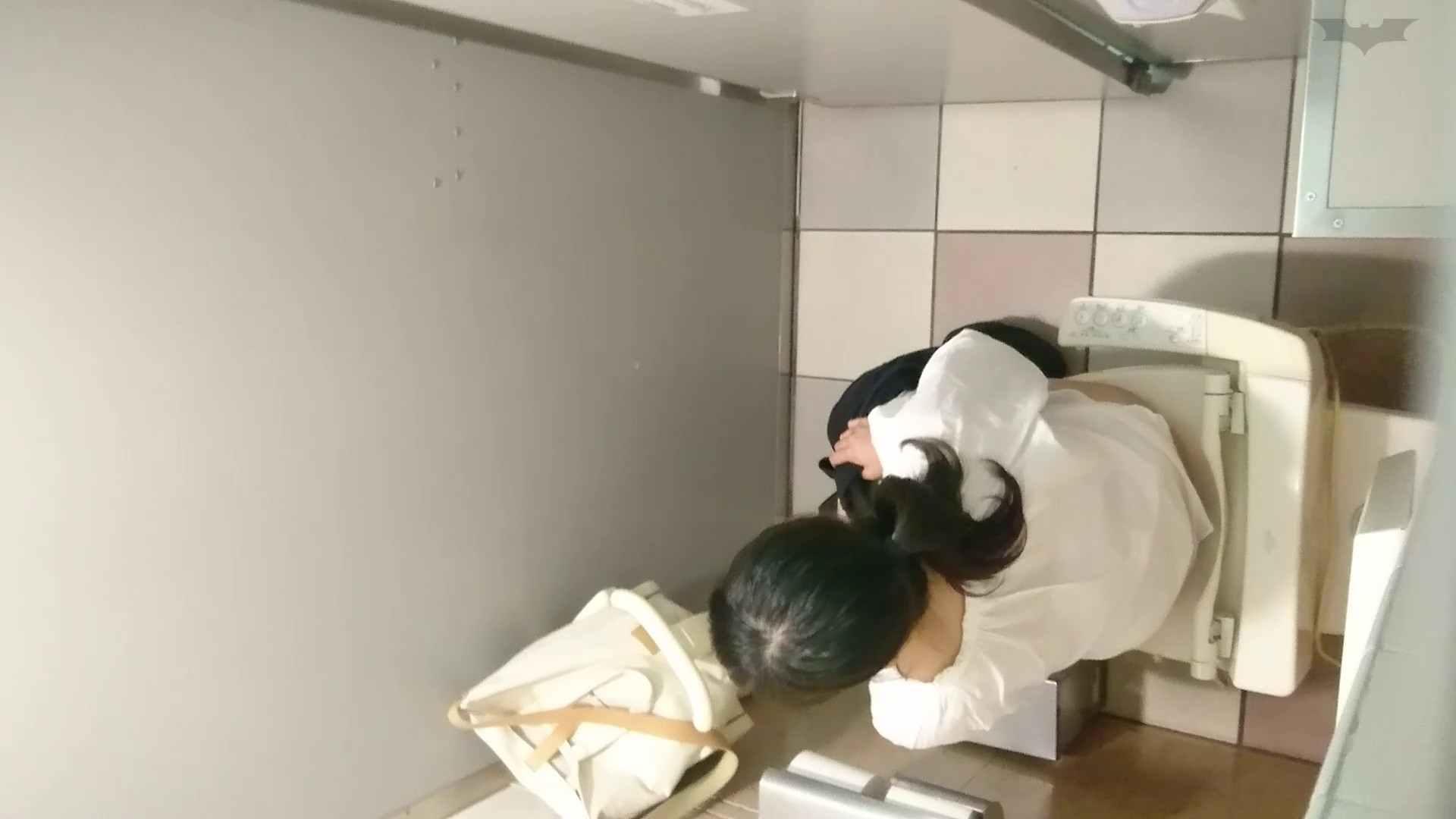 化粧室絵巻 ショッピングモール編 VOL.22 いやらしいOL  46連発 2