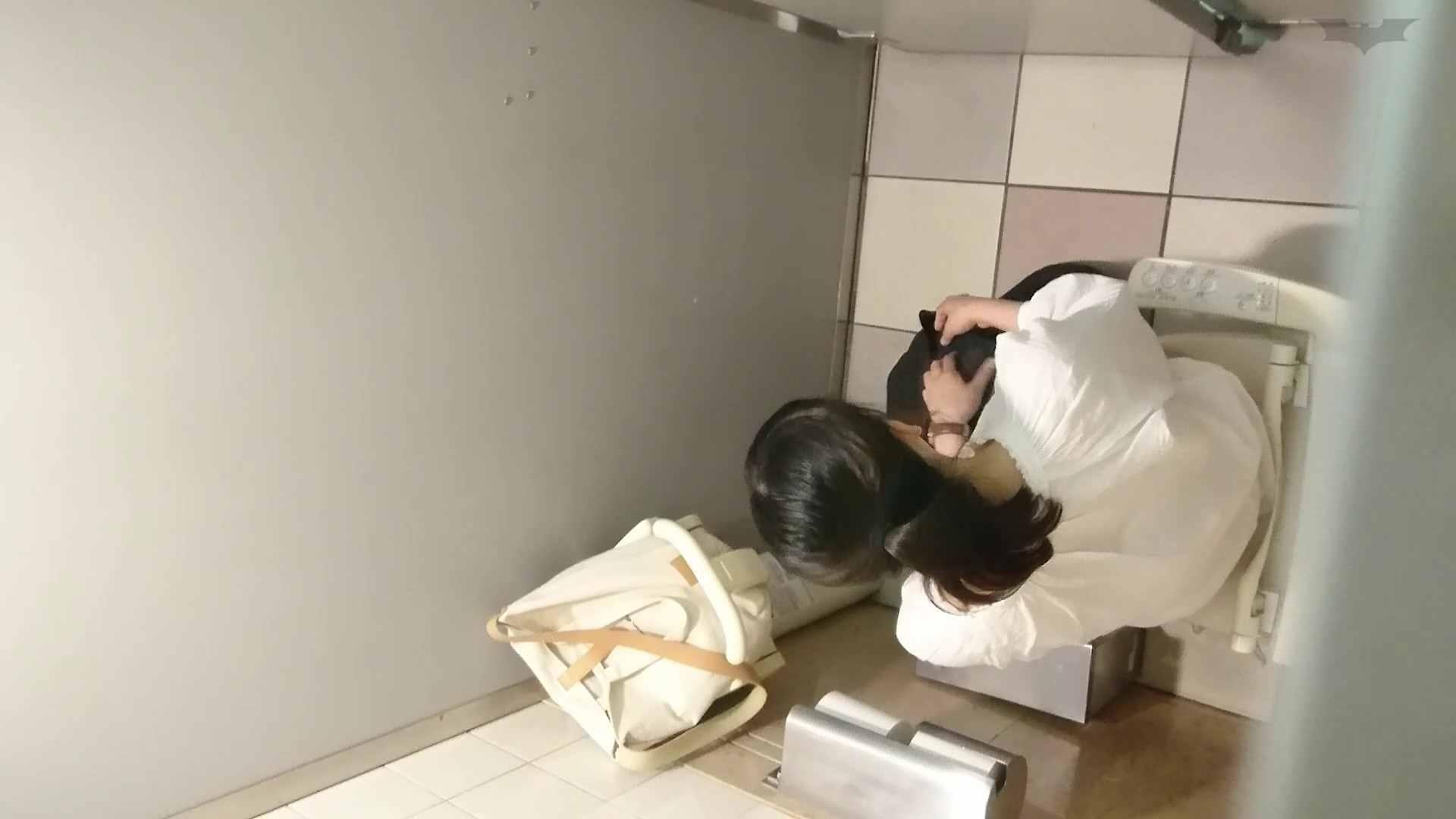 化粧室絵巻 ショッピングモール編 VOL.22 いやらしいOL  46連発 12