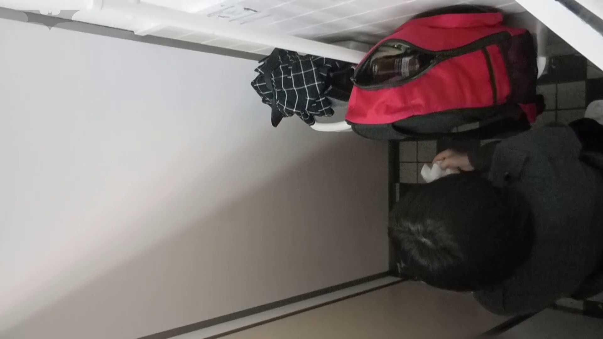 化粧室絵巻 駅舎編 VOL.22 季節外れの冬服特集!! いやらしいOL   0  79連発 37