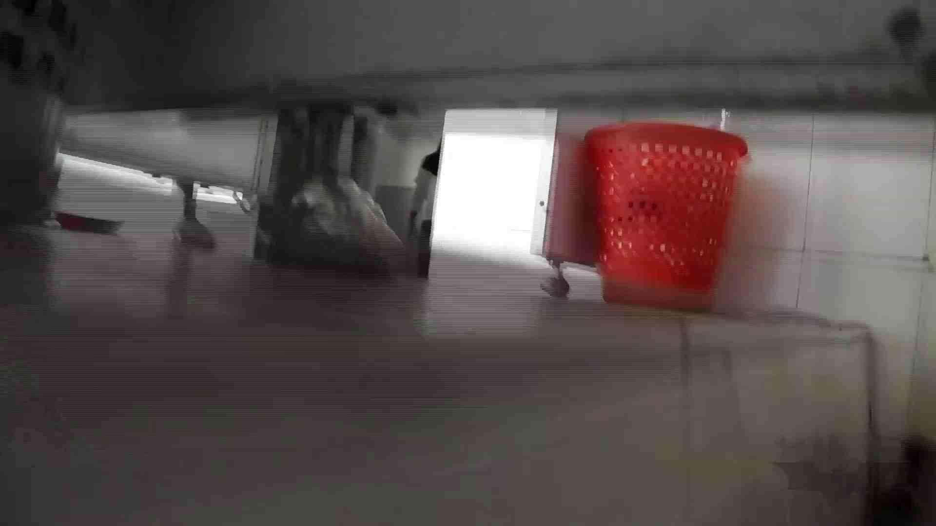 なんだこれ!24 カメラを180度高速回転し、前後二人同時狩り 潜入 ぱこり動画紹介 89連発 34
