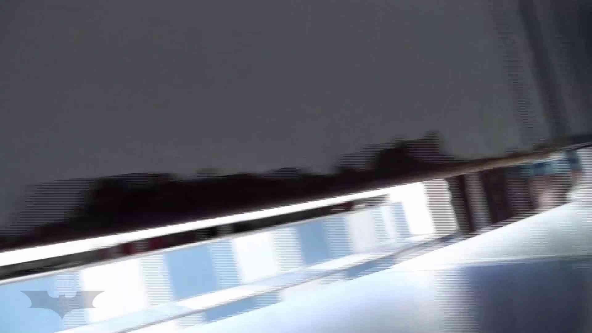 なんだこれ!24 カメラを180度高速回転し、前後二人同時狩り テクニック 盗撮画像 89連発 51