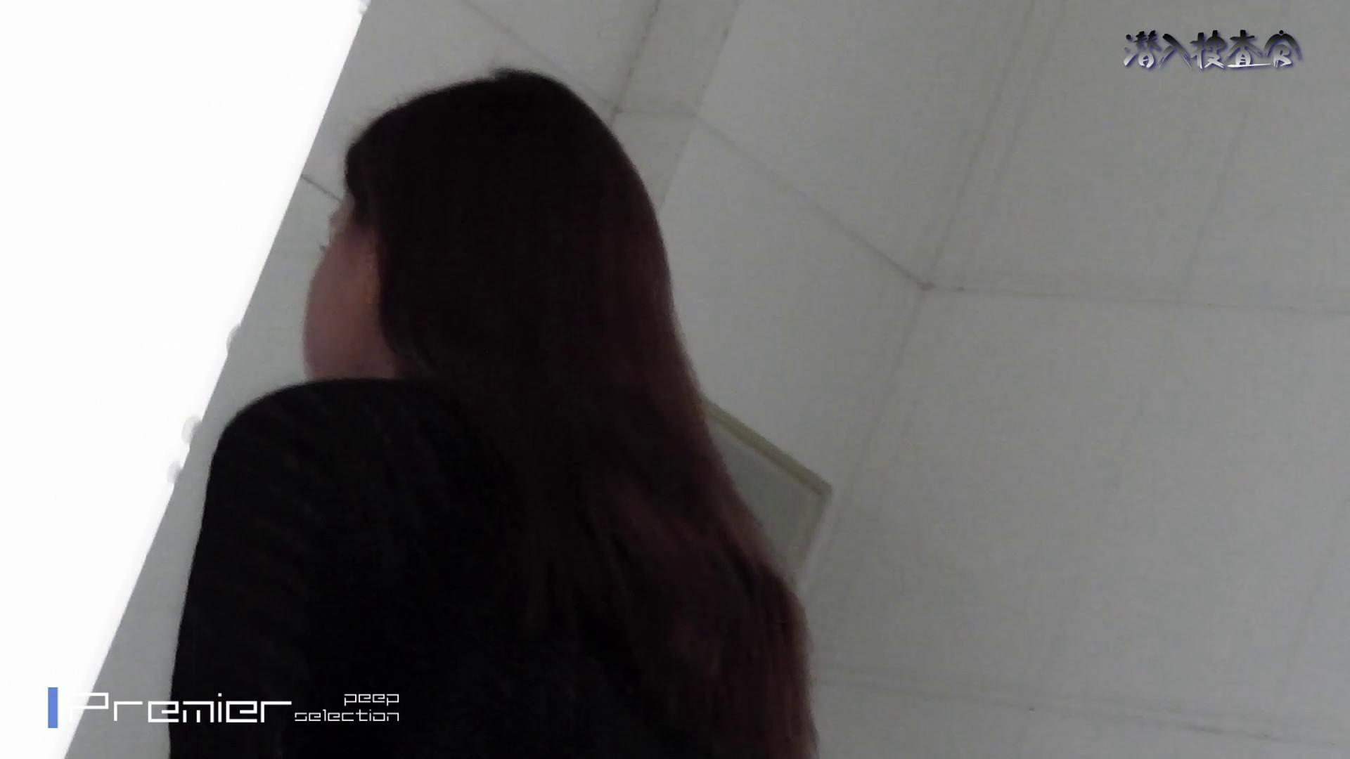 下からノゾム vol.040 見て分かる、美女の尻は違います。 トイレの中の女の子 われめAV動画紹介 84連発 38