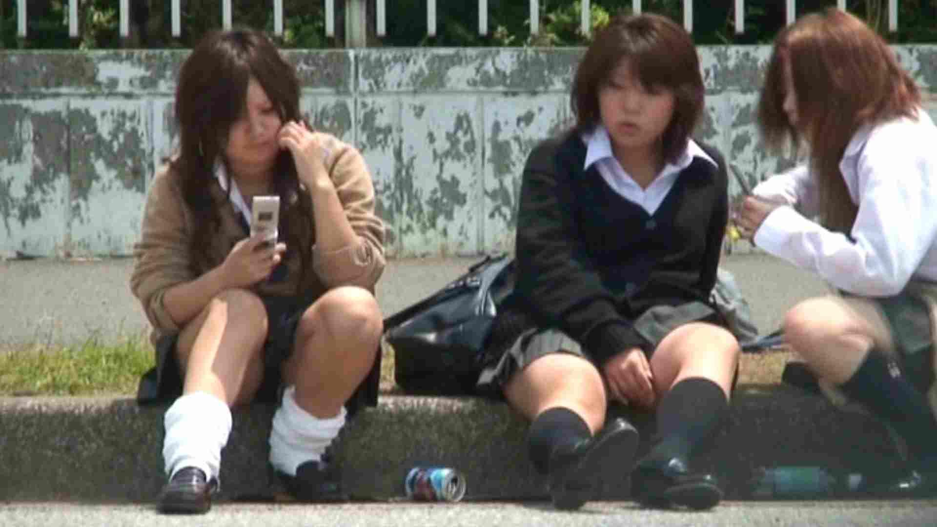 望遠パンチラNo3 学校 スケベ動画紹介 63連発 33