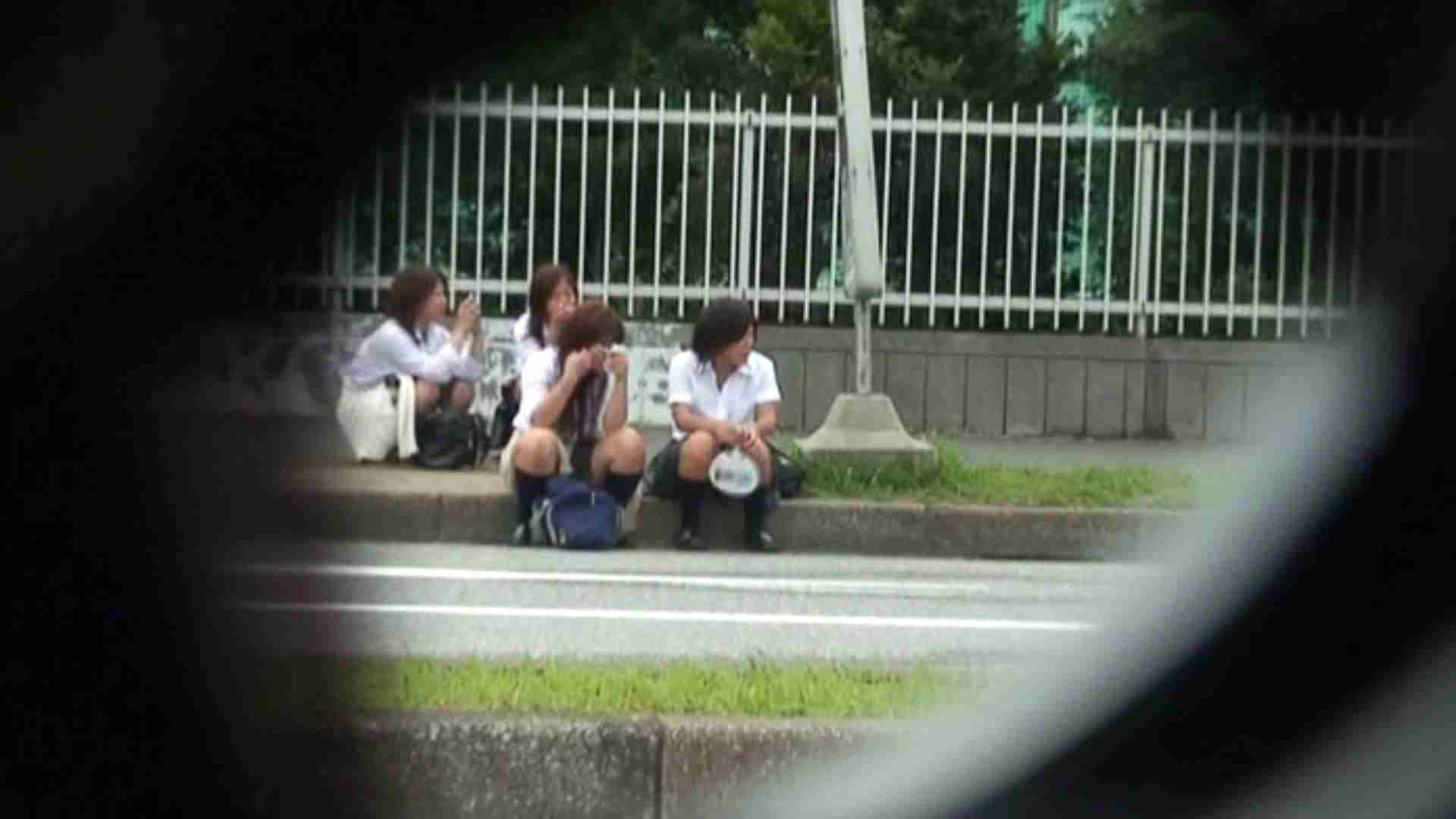 望遠パンチラNo11 学校 戯れ無修正画像 39連発 26