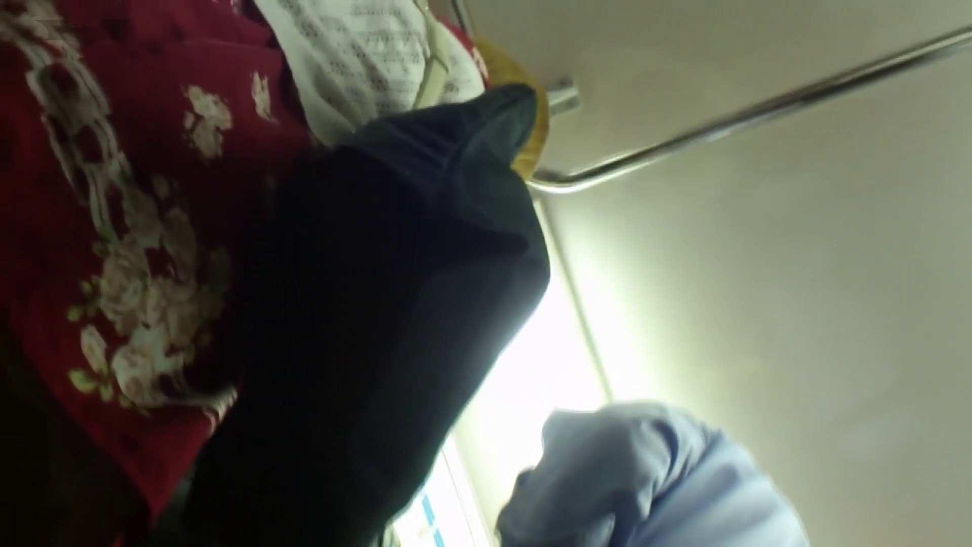 盗撮列車 Vol.49茶髪ショートヘアのスカートの中 いやらしいOL エロ画像 97連発 77