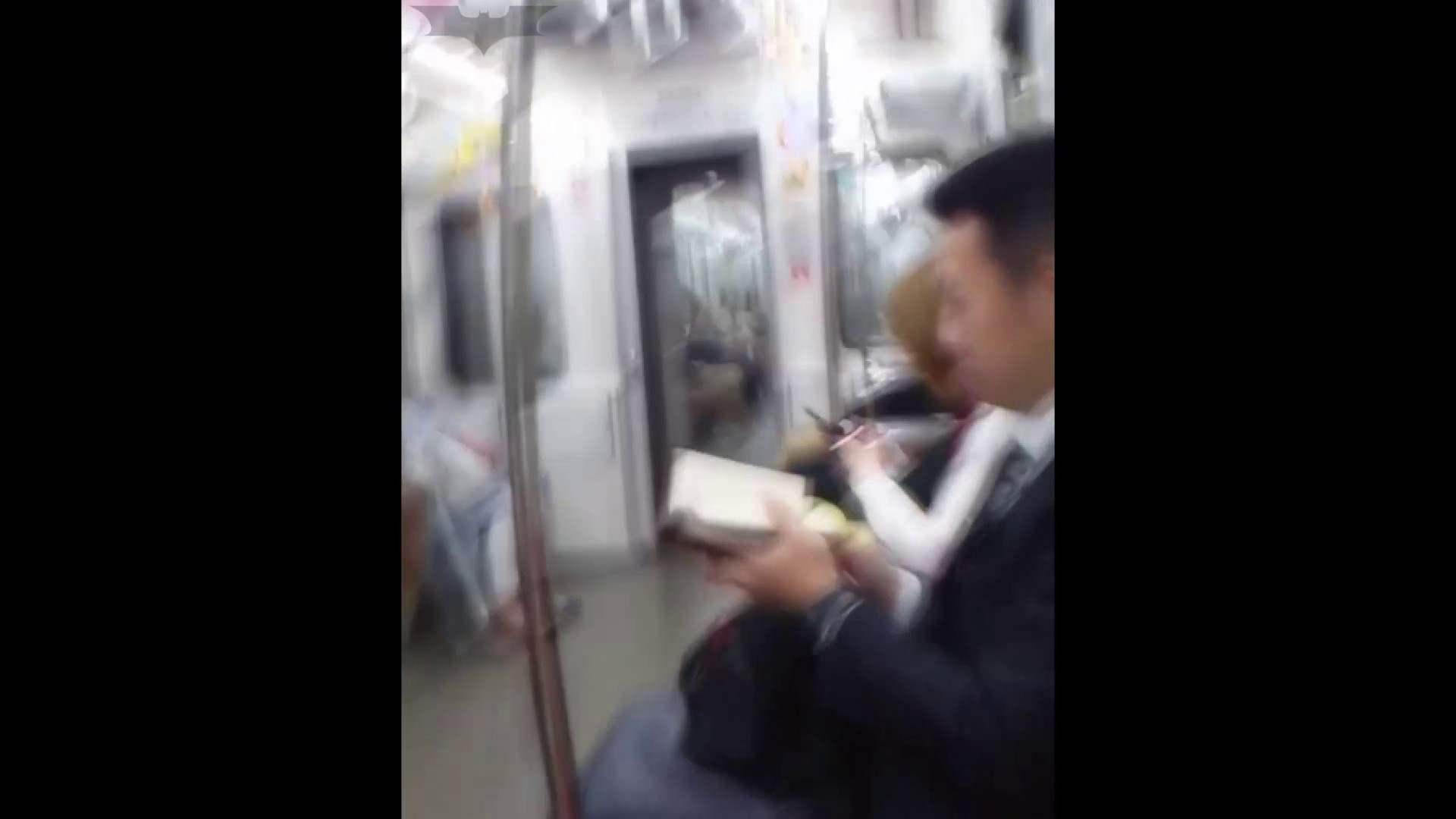 盗撮列車 Vol.49茶髪ショートヘアのスカートの中 0 | 0  97連発 96