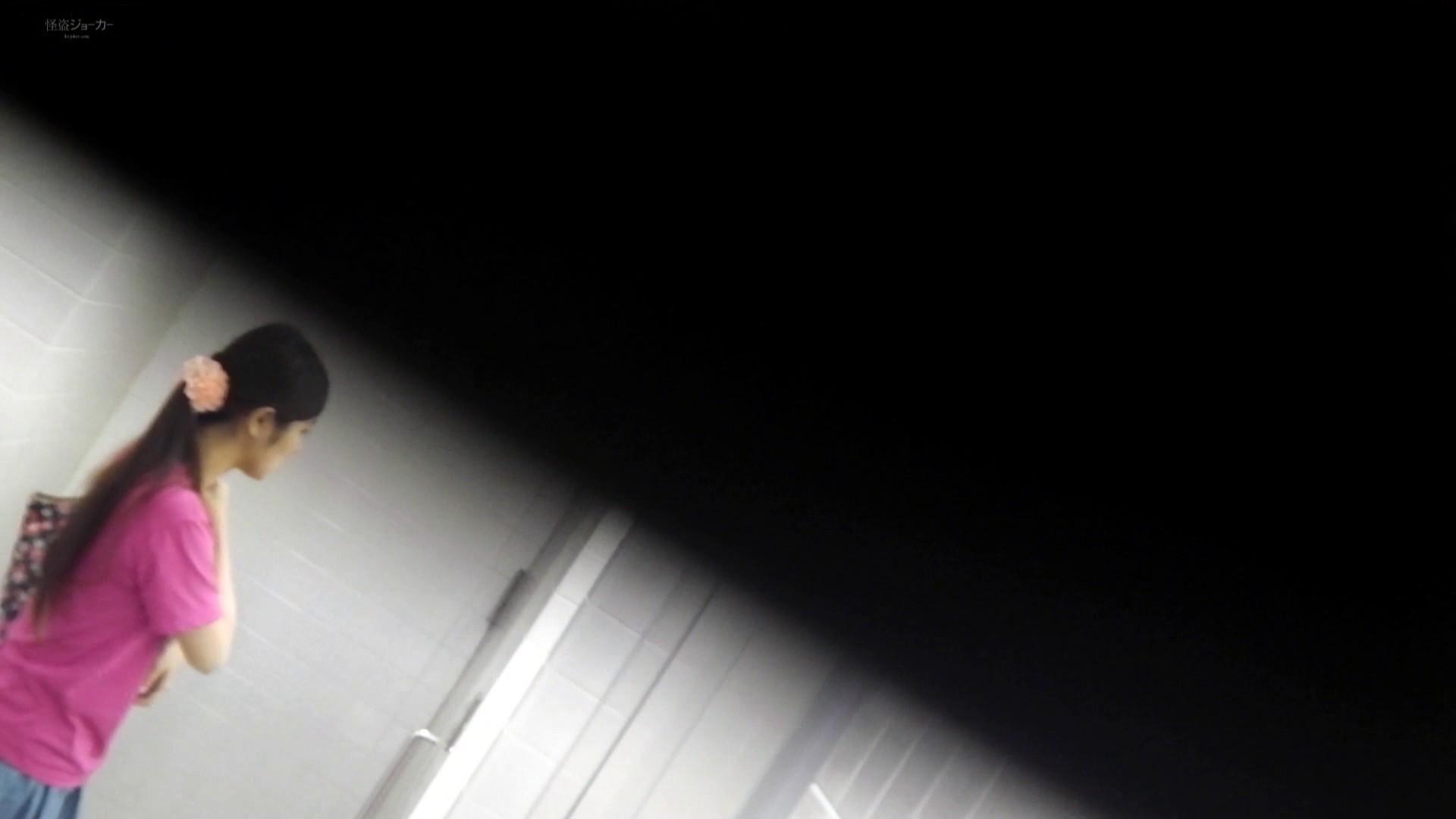 お銀 vol.68 無謀に通路に飛び出て一番明るいフロント撮り実現、見所満載 洗面所  93連発 16