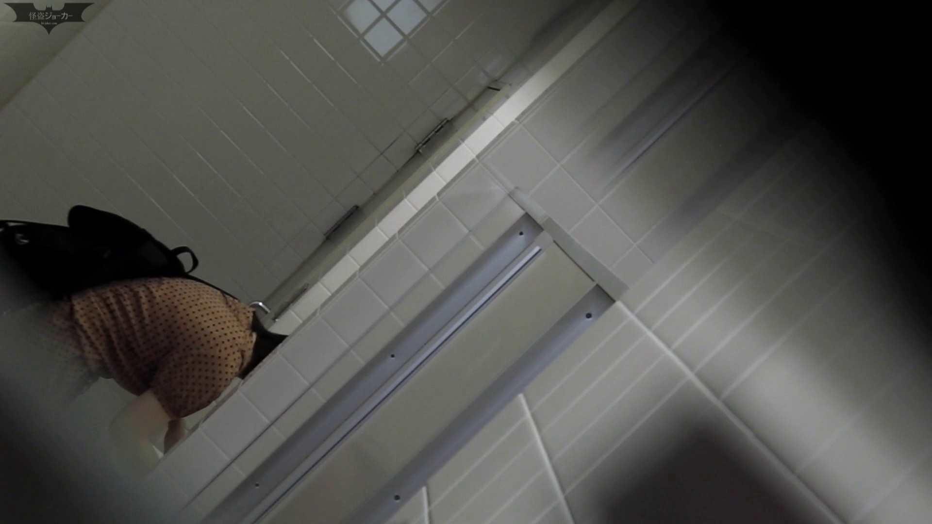 お銀 vol.68 無謀に通路に飛び出て一番明るいフロント撮り実現、見所満載 洗面所   0  93連発 41