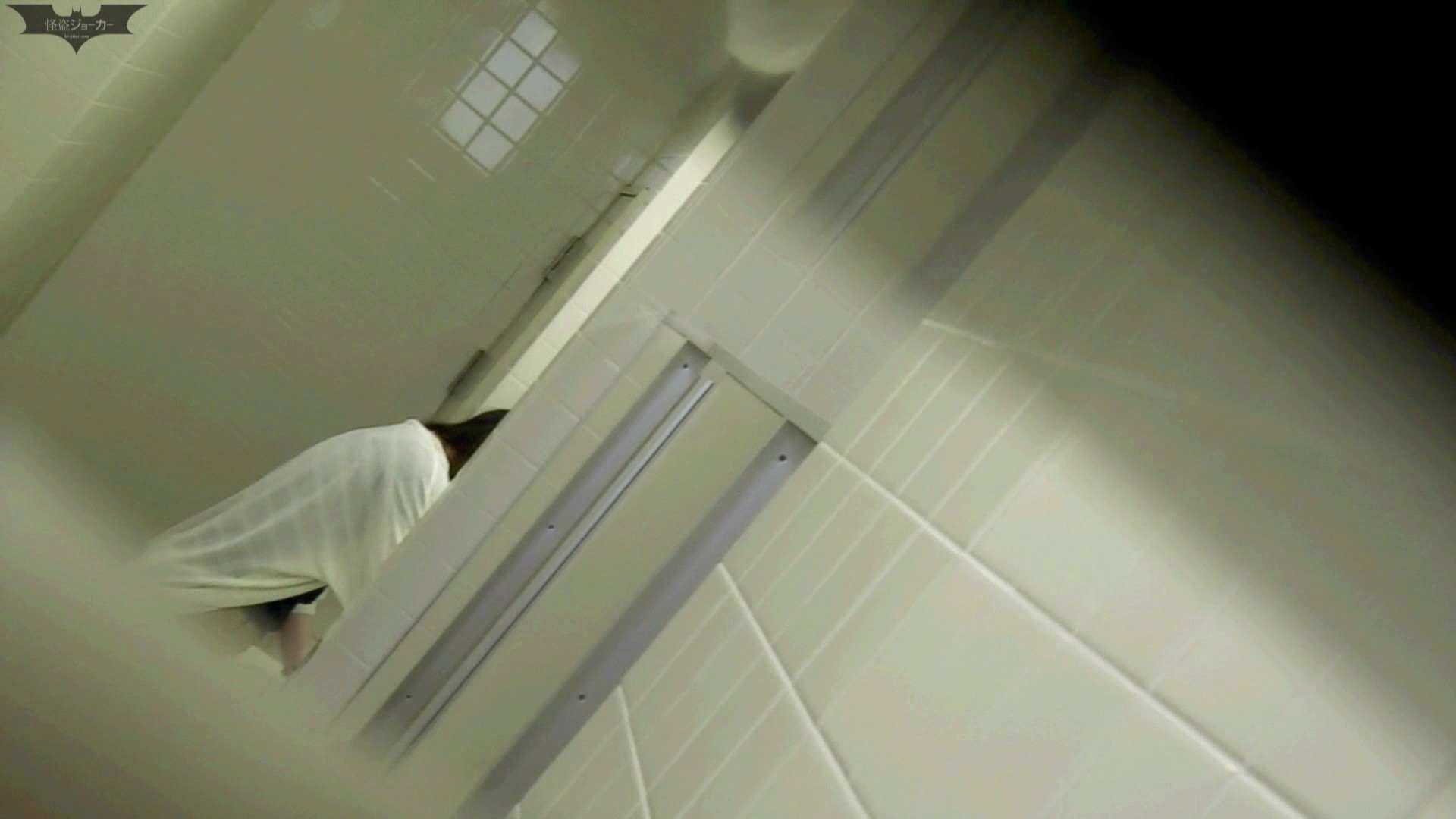 お銀 vol.68 無謀に通路に飛び出て一番明るいフロント撮り実現、見所満載 洗面所   0  93連発 57