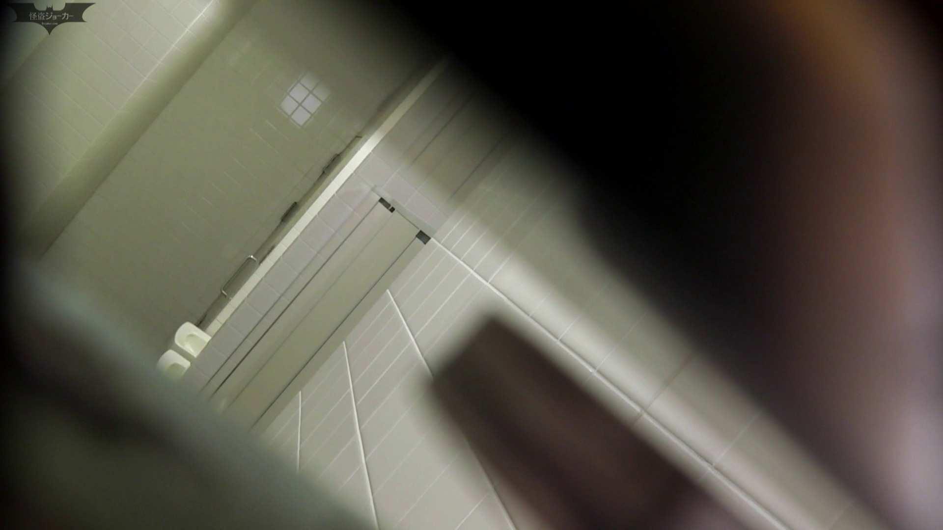 お銀 vol.68 無謀に通路に飛び出て一番明るいフロント撮り実現、見所満載 美人 ぱこり動画紹介 93連発 71