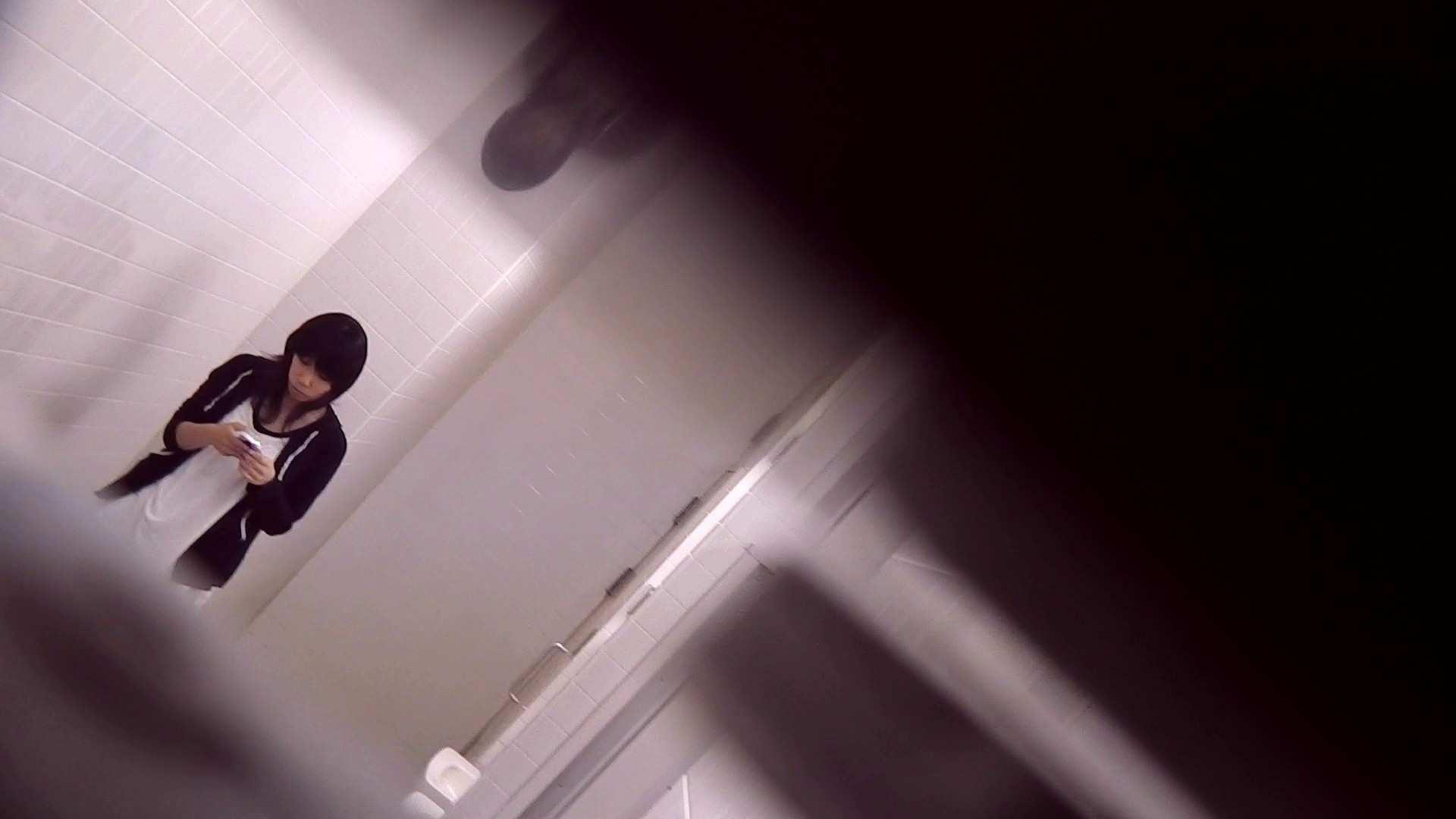 お銀さんの「洗面所突入レポート!!」Nol.17 洗面所 ヌード画像 61連発 2