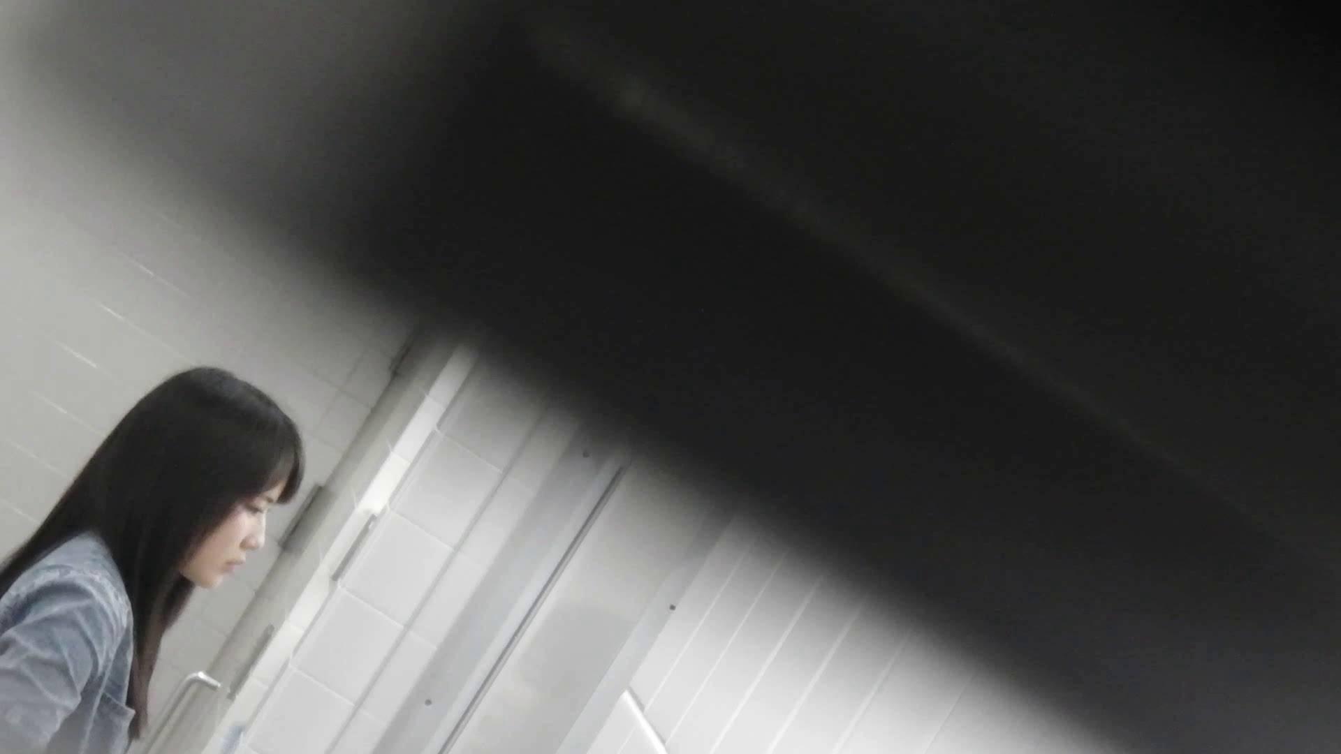 お銀さんの「洗面所突入レポート!!」Nol.21 美人 盗撮画像 96連発 14