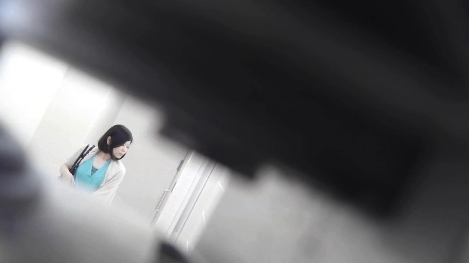 vol.25三十時間潜り、一つしか出会えない完璧桃尻編 byお銀 洗面所 のぞき動画キャプチャ 96連発 59