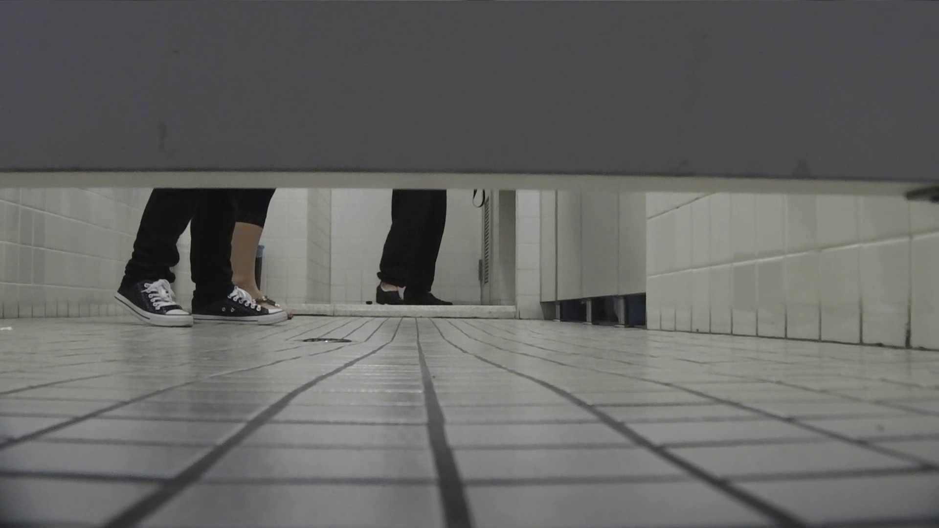 お銀さんの「洗面所突入レポート!!」 vol.29 ∑(゚Д゚)アッ! 洗面所 AV動画キャプチャ 81連発 31