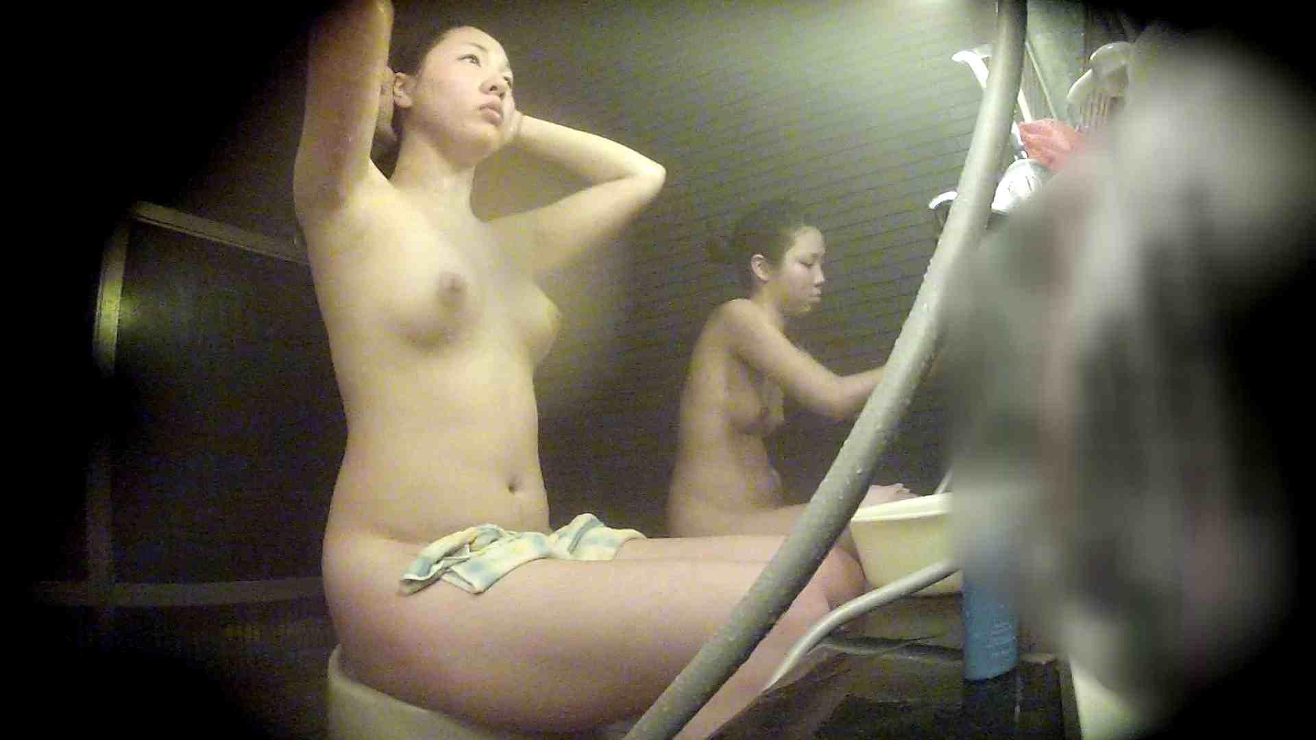 洗い場!なんとも特徴のない女性だけに申し訳ない 銭湯 エロ画像 45連発 3