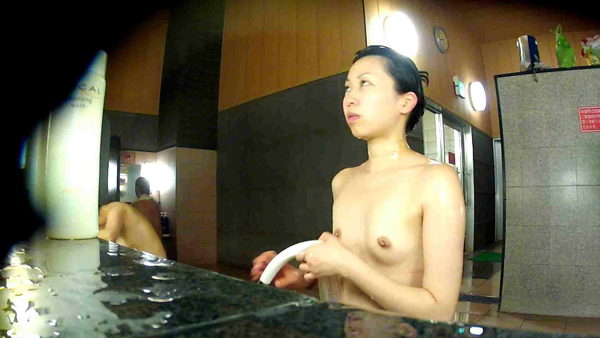 洗い場!前半のモヤを吹き飛ばす美貧乳お嬢さん 貧乳  17連発 4