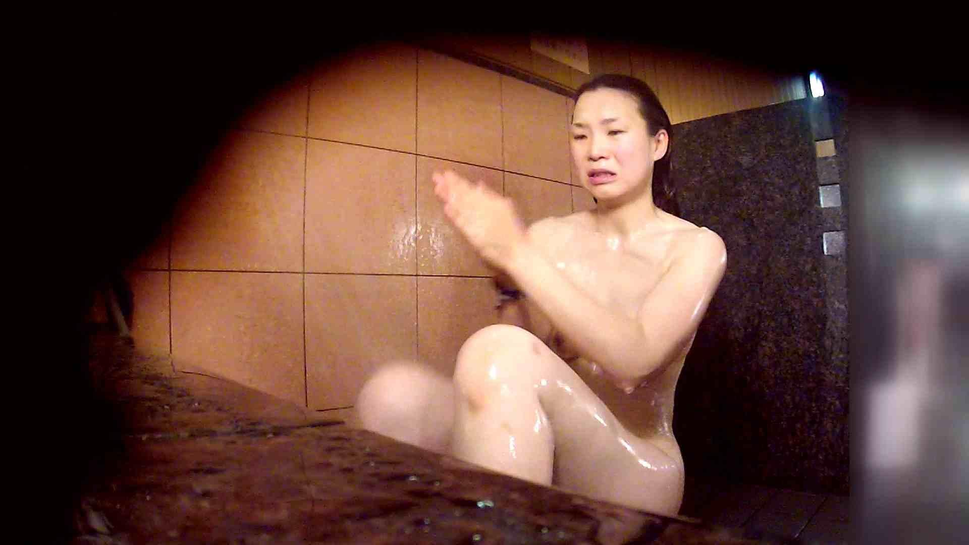 洗い場!マッスルお嬢さん!でもオッパイだけは柔らかそうです。 銭湯 性交動画流出 30連発 23