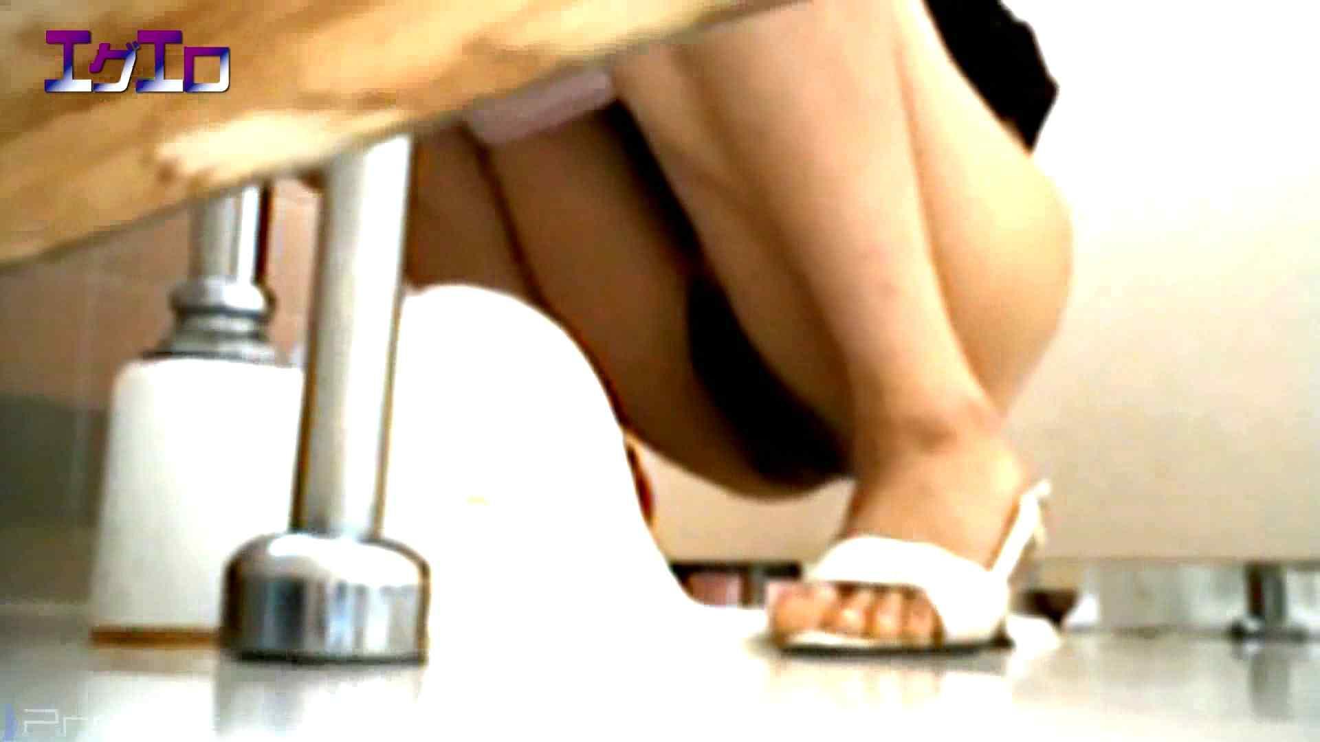 至近距離洗面所 Vol.09夏ギャルキタ~和式トイレ放nyoショー トイレの中の女の子   洗面所  34連発 31