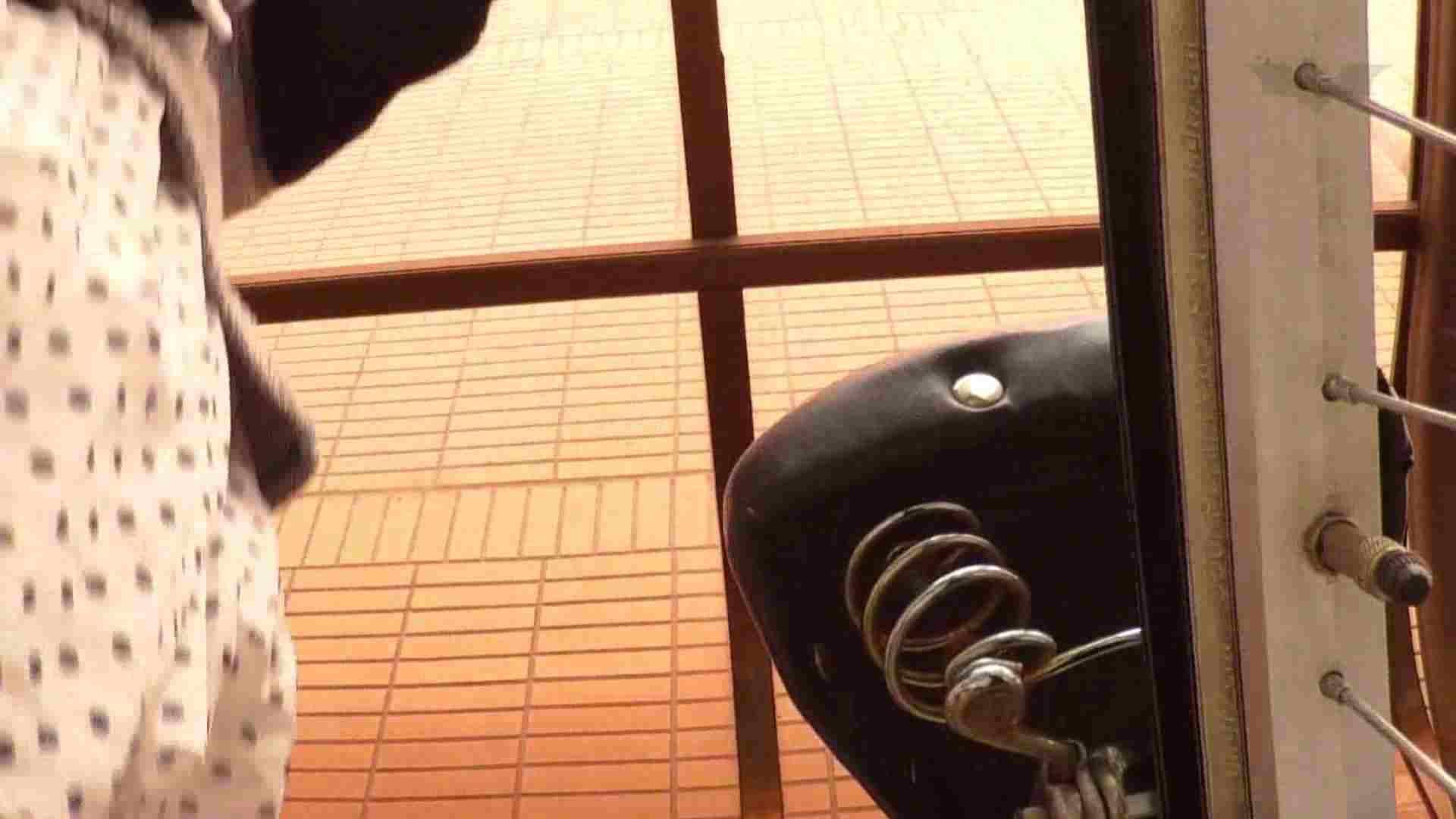 自転車パンチラ Vol.06 いやらしいOL AV無料 59連発 10