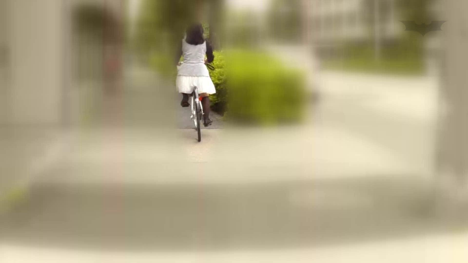 自転車パンチラ Vol.06 追跡 われめAV動画紹介 59連発 14