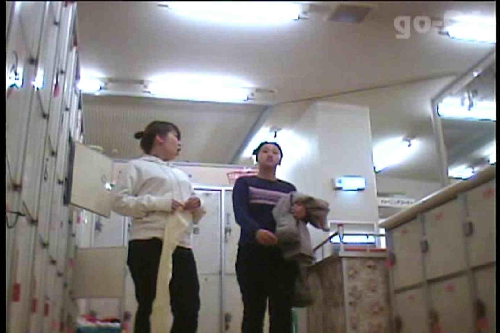 電波カメラ設置浴場からの防HAN映像 Vol.04 チラ ワレメ無修正動画無料 36連発 9