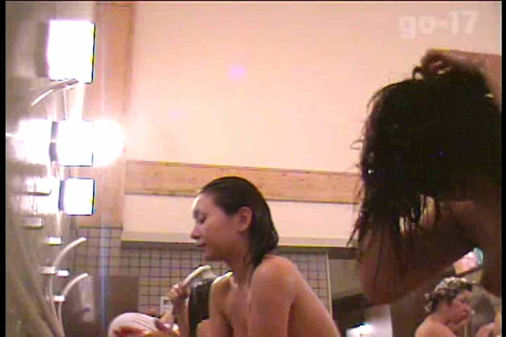 電波カメラ設置浴場からの防HAN映像 Vol.17 チラ おめこ無修正動画無料 33連発 19