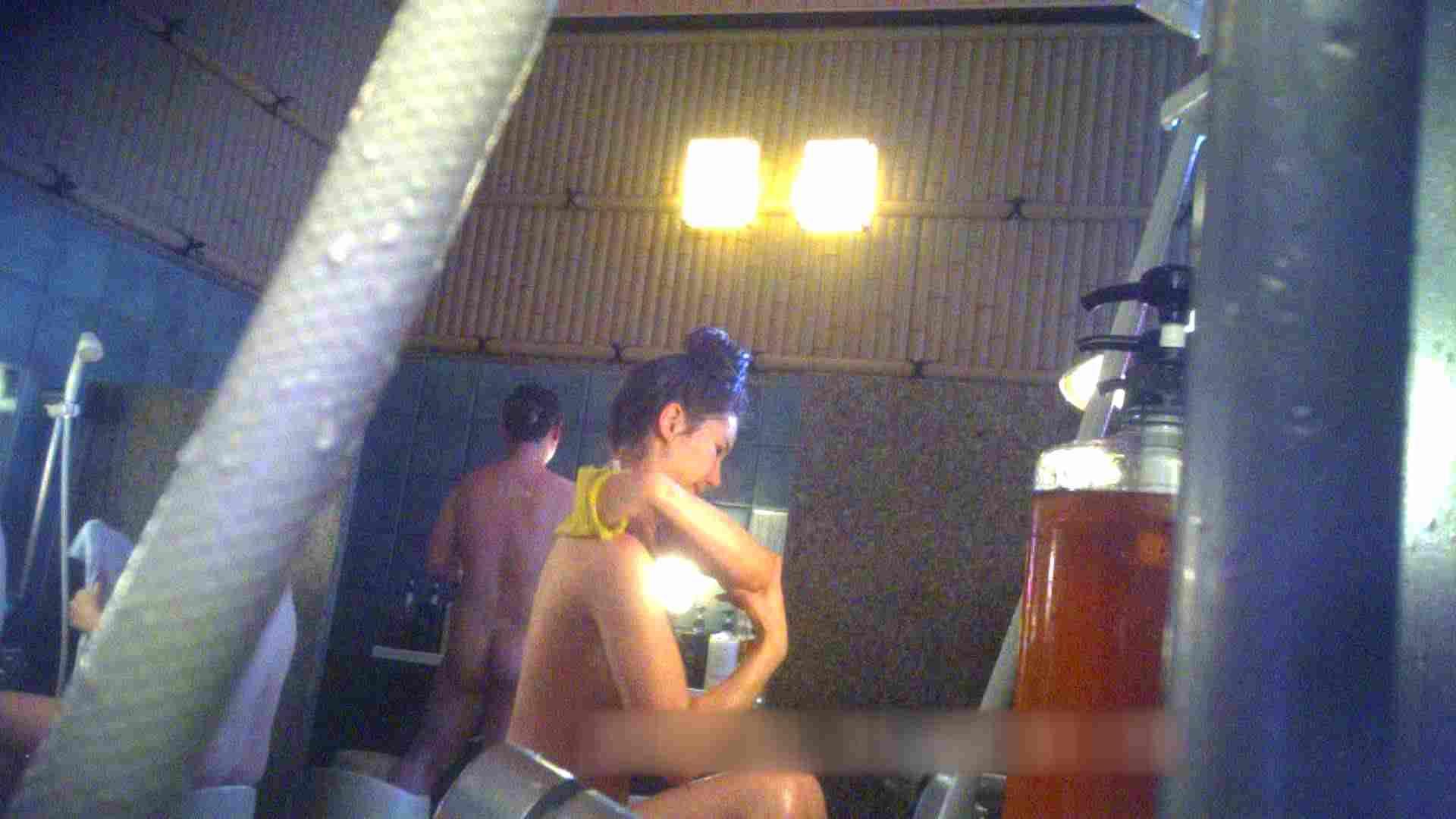 TG.15 【上等兵】高級旅館の爆乳女将で有名っぽい 女風呂着替え編 スケベ動画紹介 85連発 58