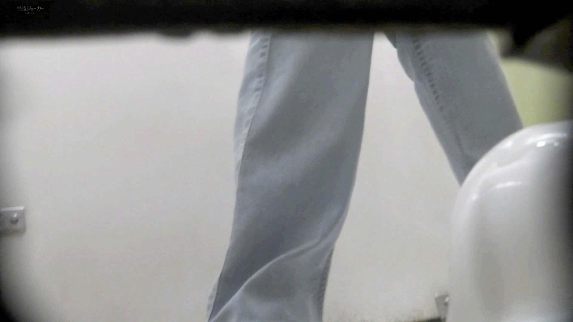 洗面所特攻隊 vol.69早く出て行け、デブちゃん外の子漏れちゃうよ 洗面所 すけべAV動画紹介 100連発 51