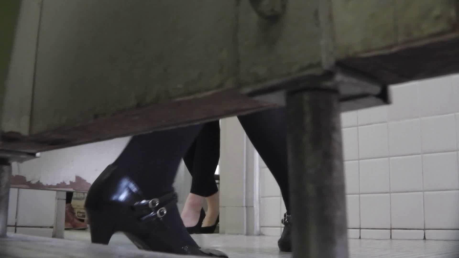 洗面所特攻隊vol.014 出れなくなって絶対絶命 洗面所 AV動画キャプチャ 57連発 17
