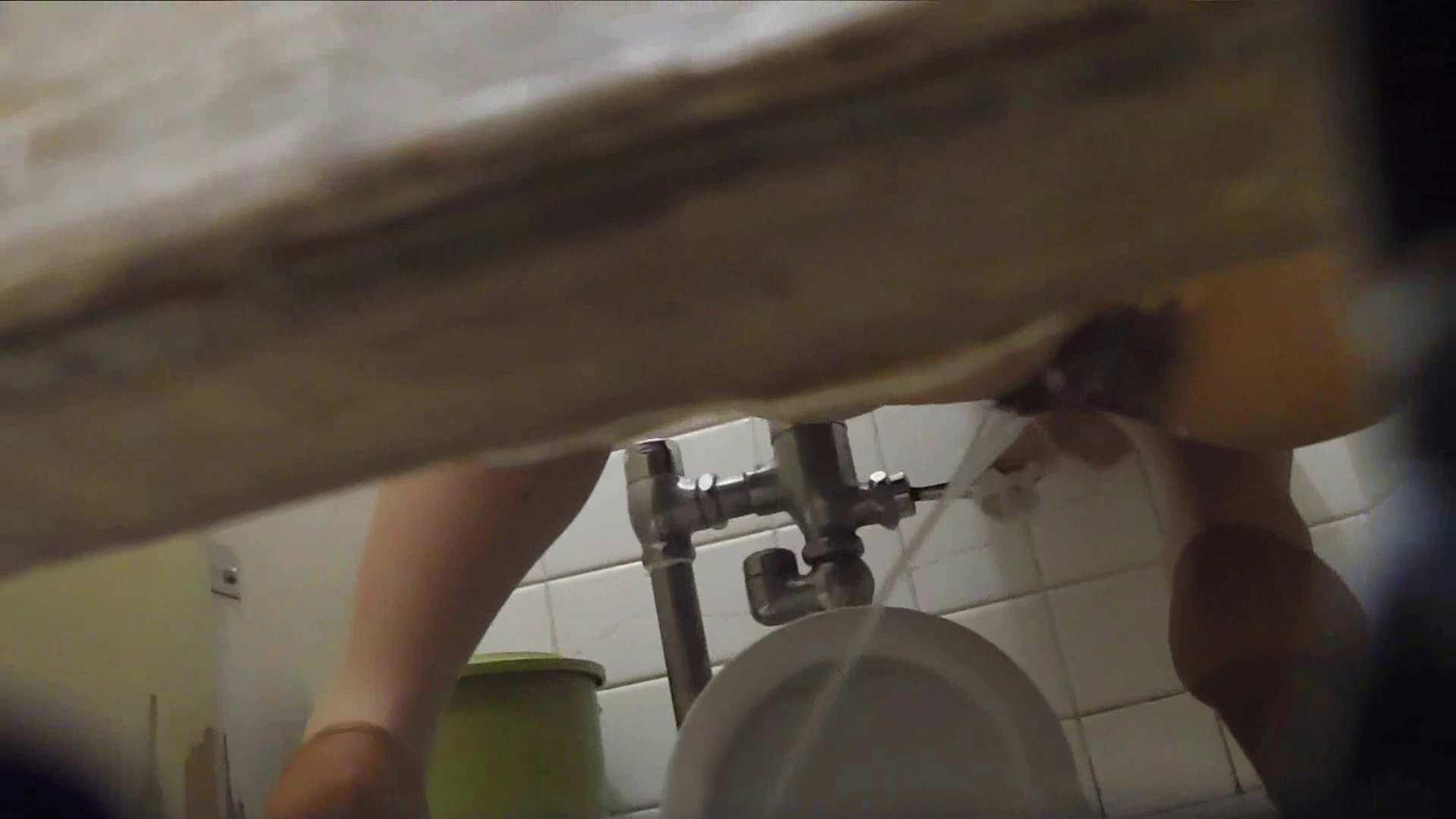 洗面所特攻隊 vol.016 ナナメな方 洗面所 われめAV動画紹介 40連発 23