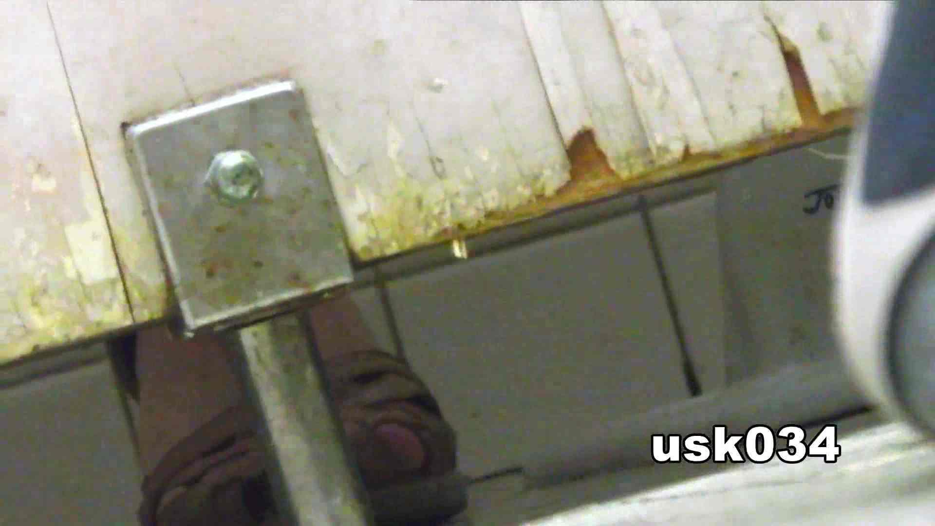 洗面所特攻隊 vol.034 ビリッ!→キュッ!→180g 洗面所 盗み撮り動画 87連発 55