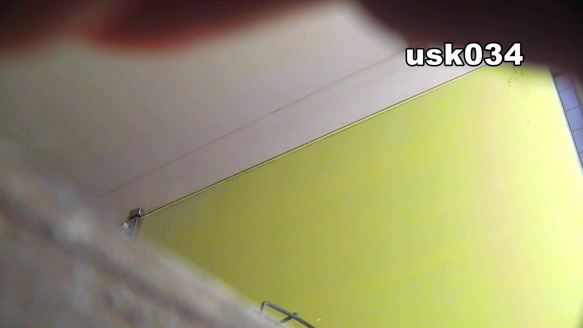 洗面所特攻隊 vol.034 ビリッ!→キュッ!→180g 洗面所 盗み撮り動画 87連発 67