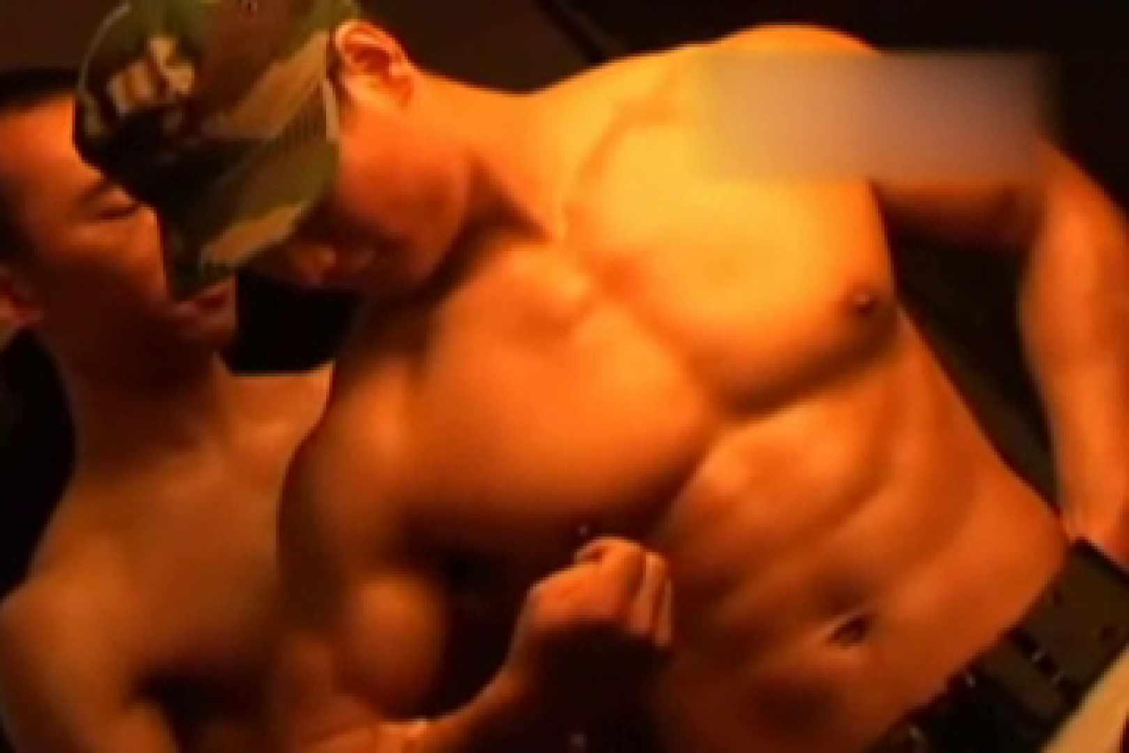 無修正セックス盗撮:流出!!メンズスーパーモデル達のヌードinChina vol3:肉