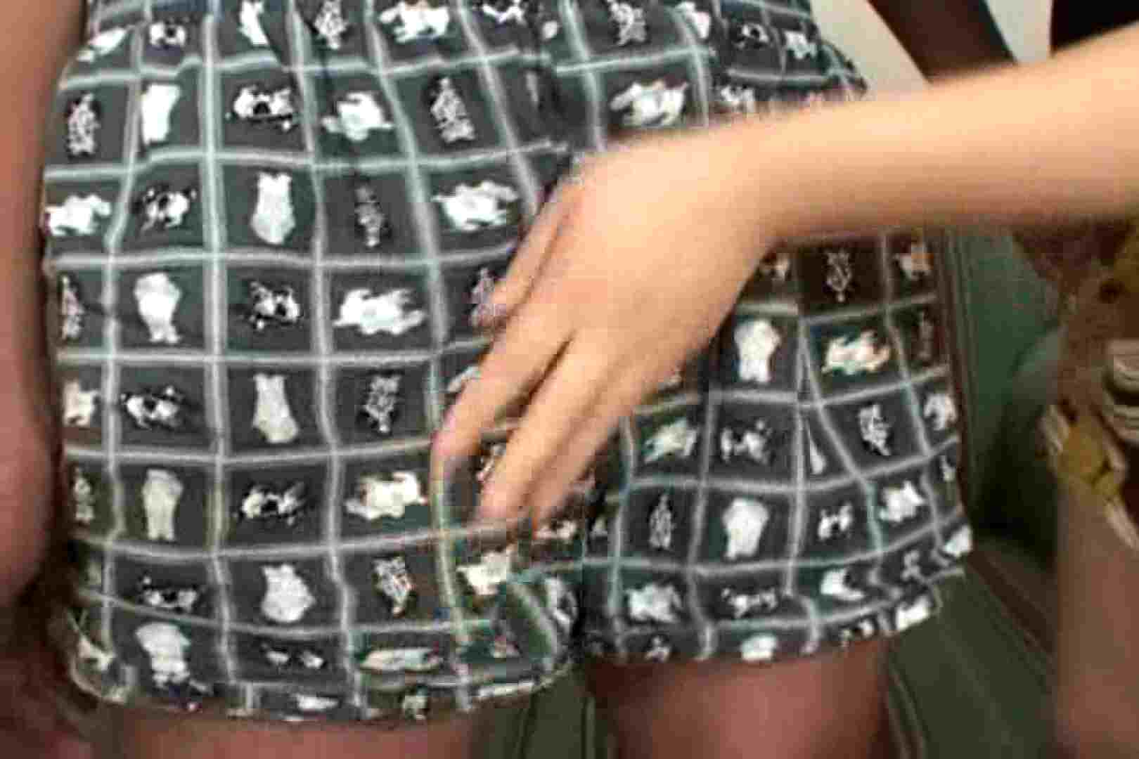 無修正セックス盗撮:イケメンSurf Boys 波乗りついでに・・・。07:手コキ