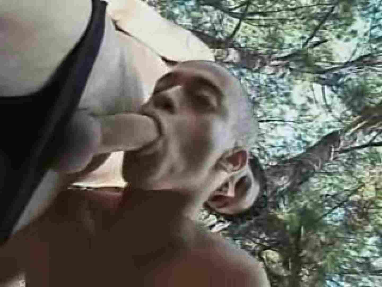 無修正セックス盗撮:変態カップル野外でファック! !:ディープキス