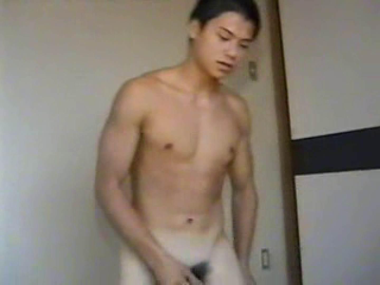 無修正セックス盗撮:体育会系大学生のオナニー賢覧Vol.01:無修正