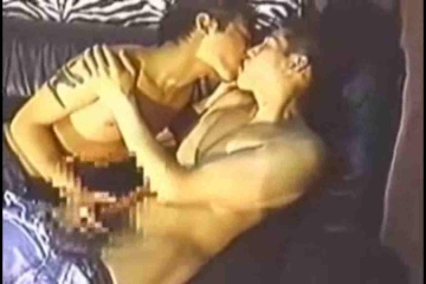 無修正セックス盗撮:スジ筋メンズのリバFUCK!:アナル舐め