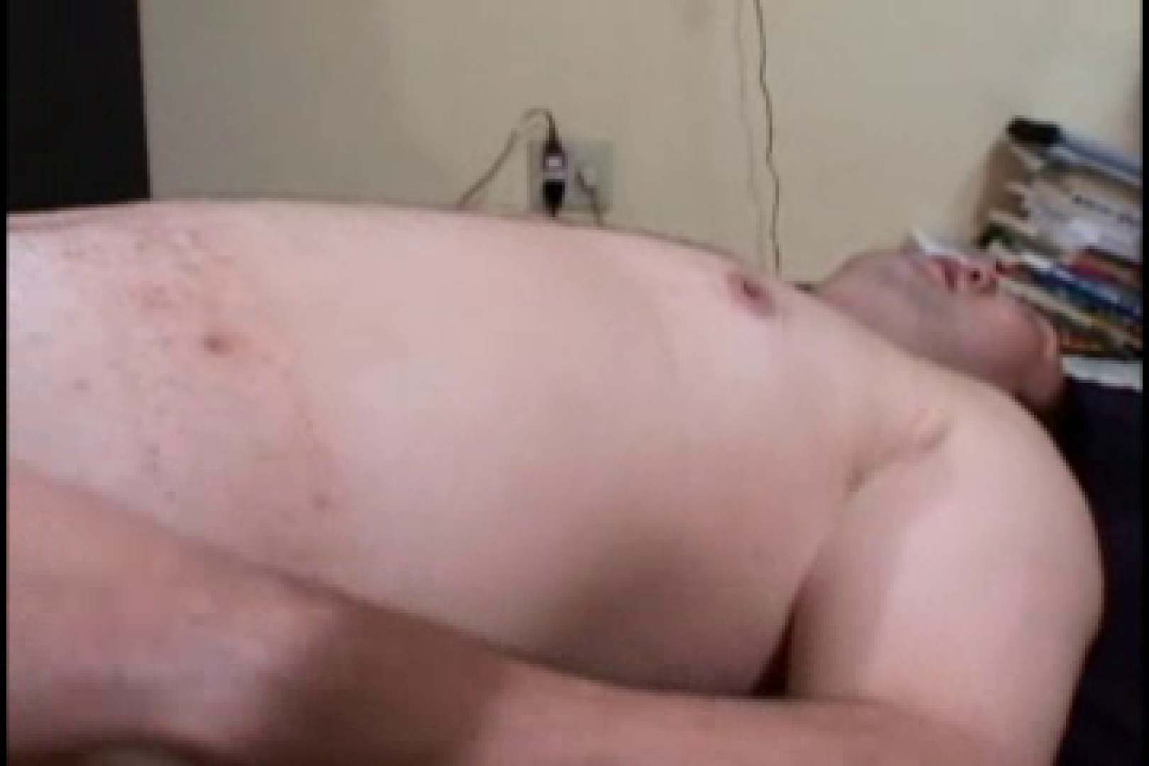 無修正セックス盗撮:剥げ散らかしたファッティー旦那のソフトオナ!:デブ