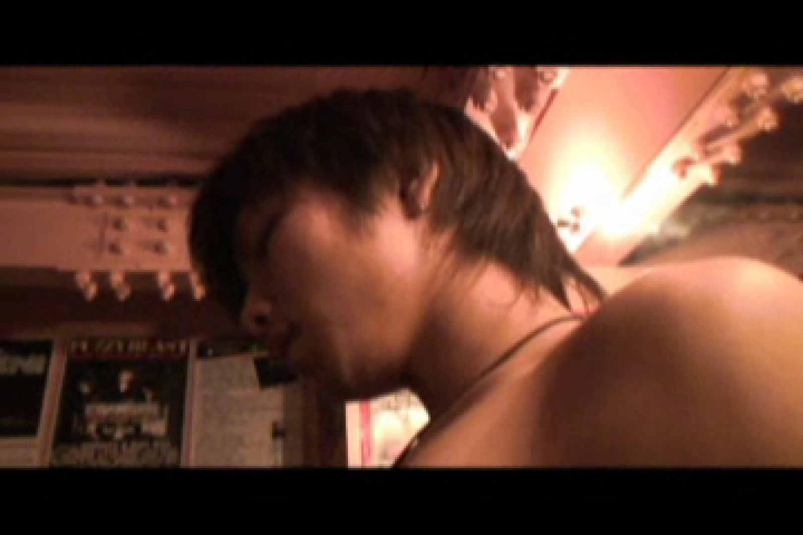 無修正セックス盗撮:イケメン,s VOL.4:ディープキス
