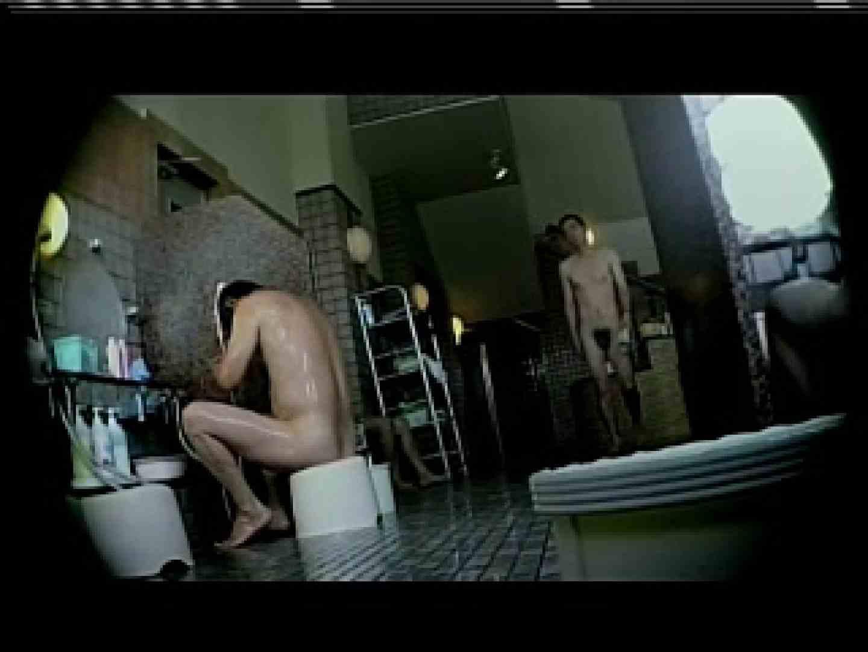 無修正セックス盗撮:銭湯潜入のぞき:男