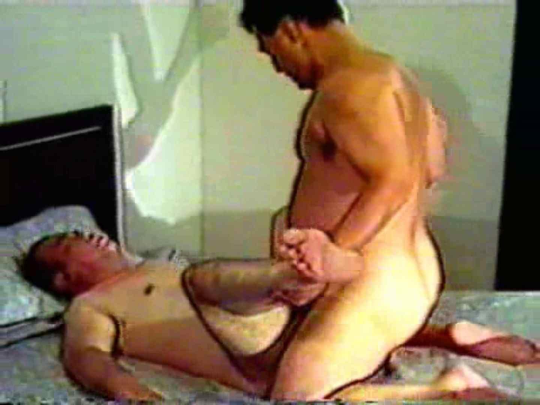 無修正セックス盗撮:中年おっさんのラブロマンス♪:おやじ熊系