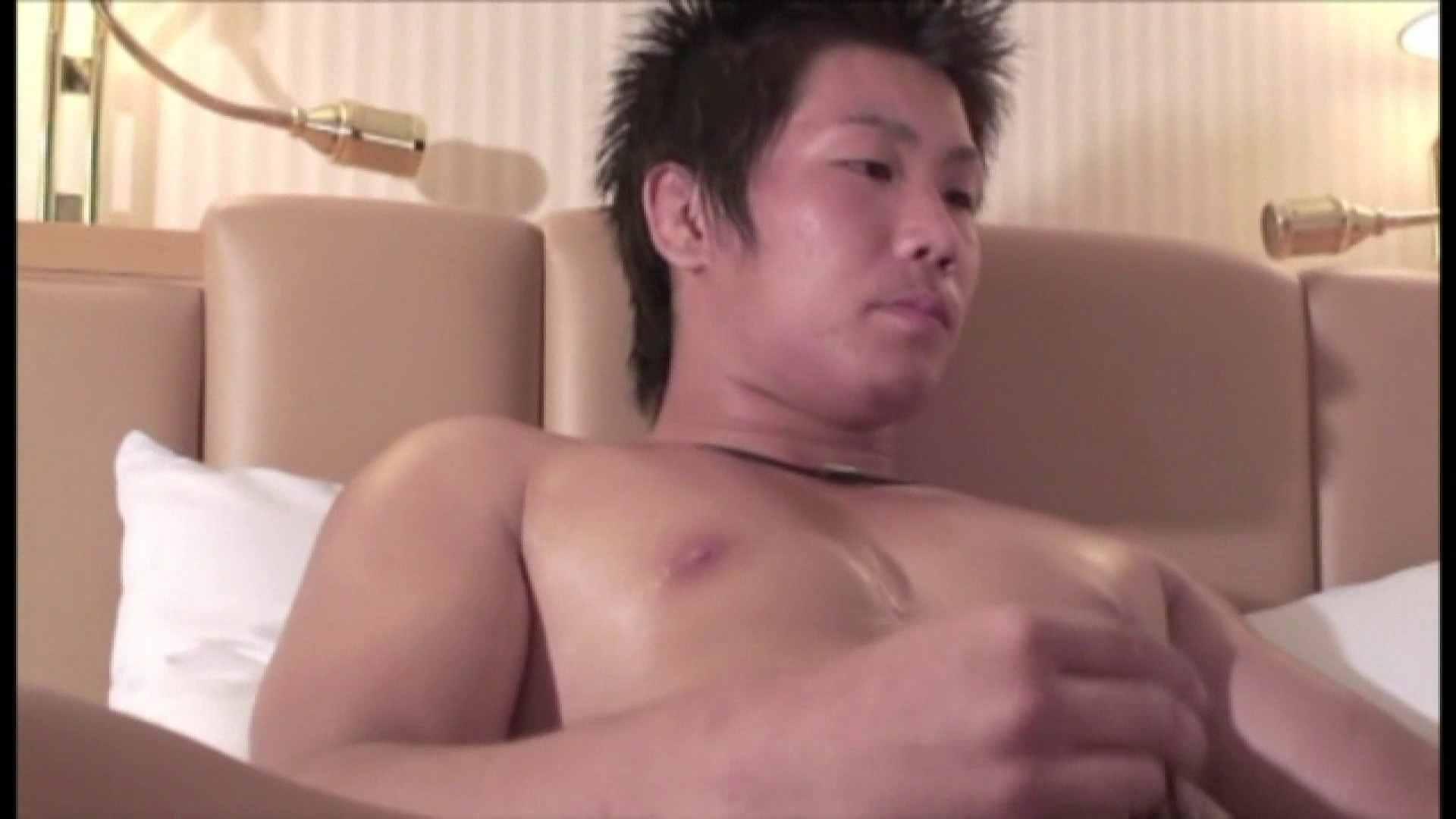 無修正セックス盗撮:ノンケイケメンの欲望と肉棒 Vol.25:オナニー