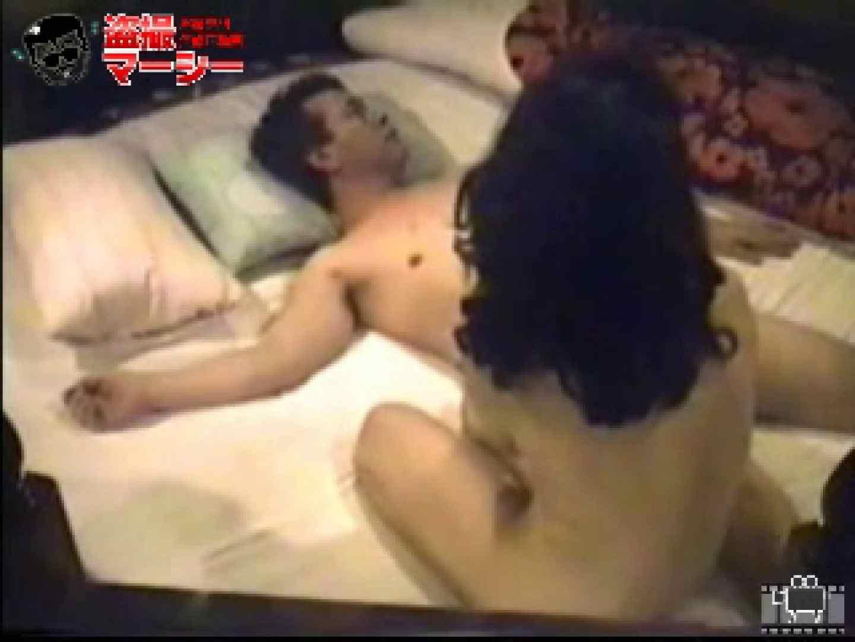 衝撃!新宿・大久保ラブホテル隠し撮り危険地帯② SEX エロ画像 91連発 52
